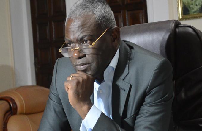 Congo : Anatole Collinet Makosso  veut restaurer «l'autorité de l'État»