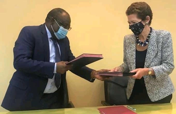 Congo – USA : Signature d'un protocole d'accord pour l'accompagnement des activités de réinsertion dans le département du Pool