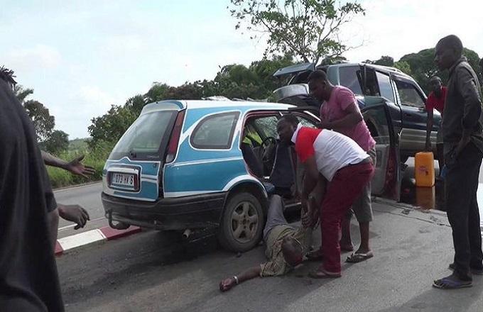 Congo - Circulation routière : De nombreux usagers méconnaissent les ''gestes qui sauvent''