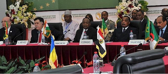 Congo – Crise libyenne : Denis Sassou N'Guesso réunira un sommet fin janvier à Brazzaville