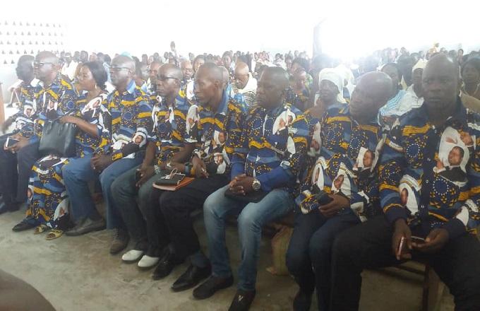 Congo – Vie des partis : Le MCDDI Pointe-Noire réaffirme son soutien à la ligne du parti