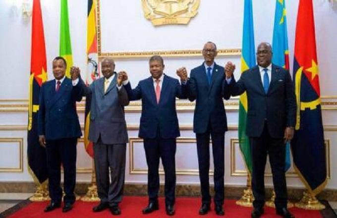 Congo – CIRGL : Denis Sassou N'Guesso à présidé la signature d'un mémorandum d'entente dans la sous-région