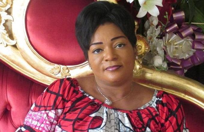 Congo – Gouvernement : Inès  Nefer Bertille Ingani virée du gouvernement par décret présidentiel