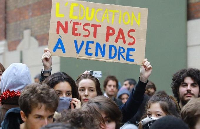 France : Le Conseil d'Etat a donné son accord à la hausse des frais universitaires pour les étudiants extra-européens