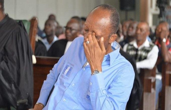 Congo : l'opposant Jean-Marie Michel Mokoko hospitalisé