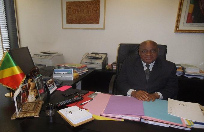 L'ambassadeur du Congo en Afrique du Sud Jean-Marie Adoua est mort
