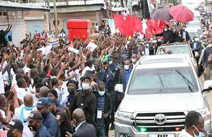 Congo : Denis Sassou N'Guesso a fait ce qu'il a dit à Pointe-Noire