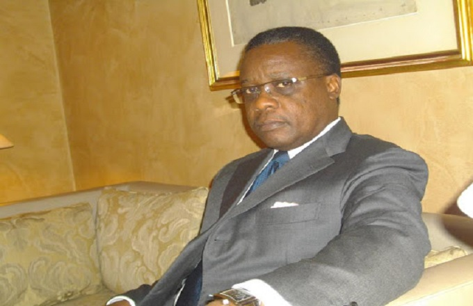 Vente aux enchères d'un jet rattaché à la flotte de la Présidence de la République soulève  la colère d'Alain Akouala