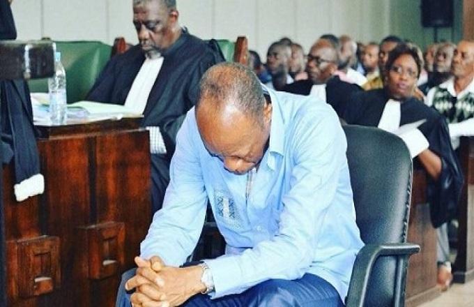 Congo : Le général Jean-Marie Michel Mokoko positif au Covid-19