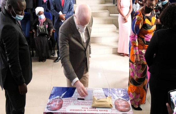 Présidentielle 2021 : La Lékoumou veut remplir sa tirelire pour soutenir Denis Sassou N'Guesso