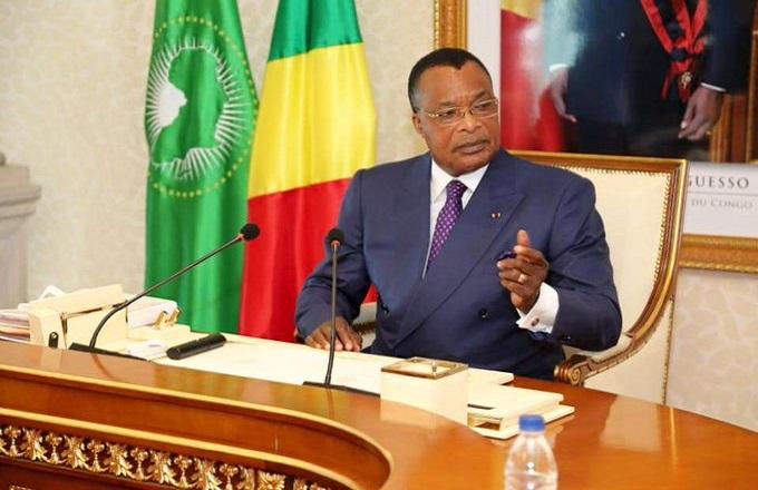 Denis Sassou N'Guesso stigmatise la pression qu'un certain nombre d'agents publics font peser sur les opérateurs économiques