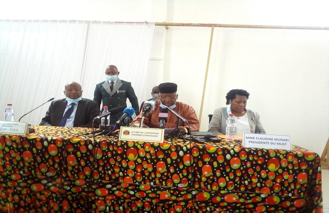 Congo : l'opposition critique la concertation politique de Madingou