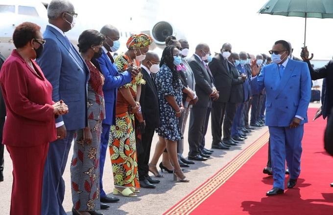 Congo : Denis Sassou N'Guesso regagne Brazzaville ce mercredi après un séjour de travail à Oyo