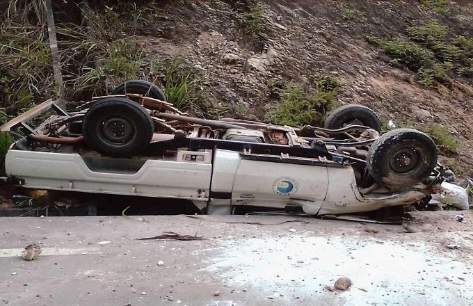 Congo : Un grave accident fait trois morts dans le Mayombe