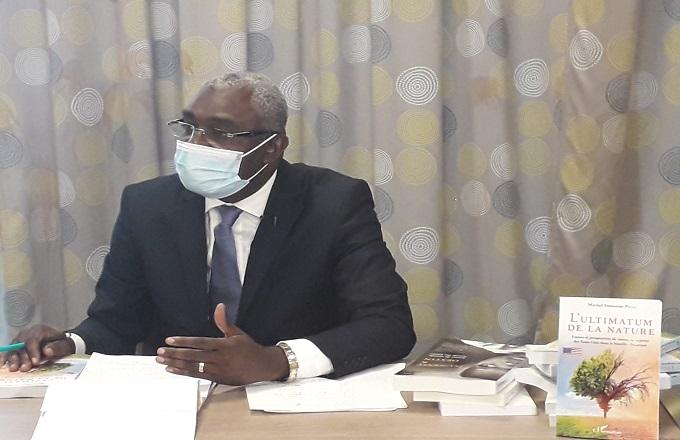 Congo – Changements climatiques : Michel Innocent Peya s'inscrit en VRP de la vision écologique de Denis Sassou N'Guesso