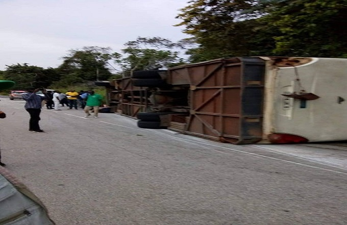 Congo : Il n'y a eu aucun accident impliquant de nouveau la société « Océan du Nord » entre les localités d'Obouya et Owando
