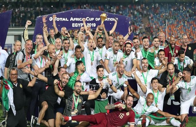 CAN 2019 : Le triomphe de l'Algérie