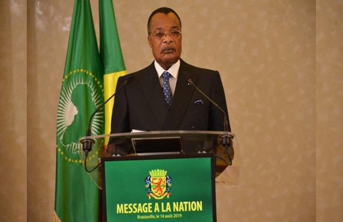 Denis Sassou N'Guesso : Ce qu'il faut retenir de son message à la Nation