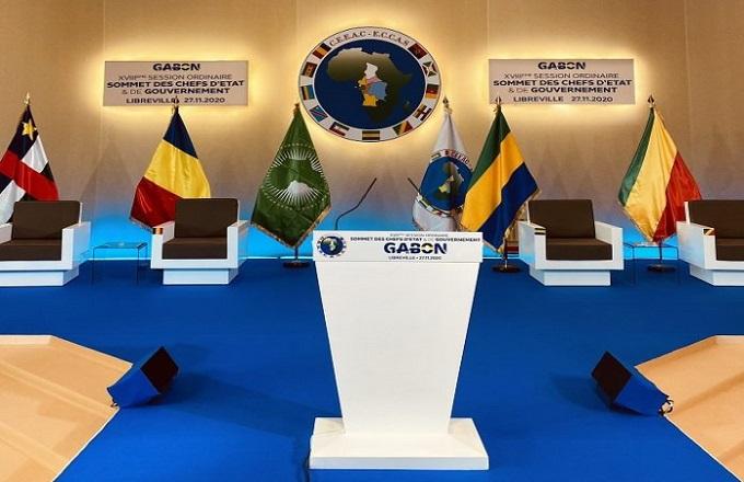 Communiqué final du sommet de la CEEAC tenu à Libreville le 27 novembre 2020