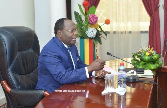 Congo : Clément Mouamba félicite son successeur Anatole Collinet Makosso pour sa nomination