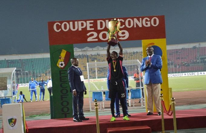 L'Etoile du Congo a remporté sa sixième coupe du Congo