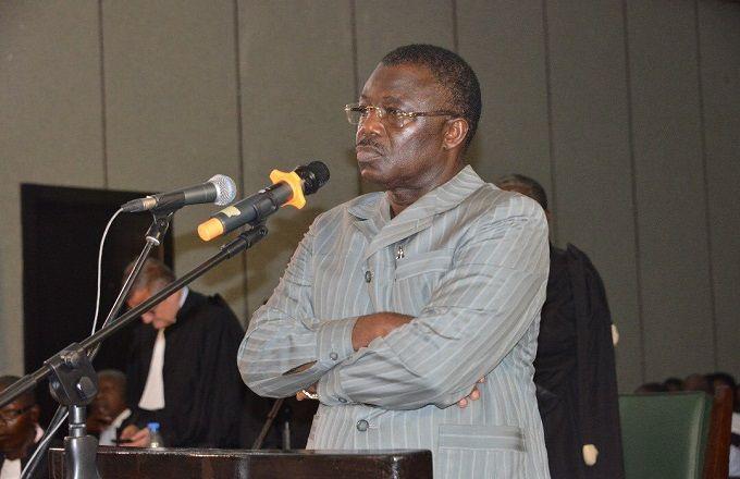 Brazzaville : Le général Norbert Dabira en observation à l'hôpital des armées