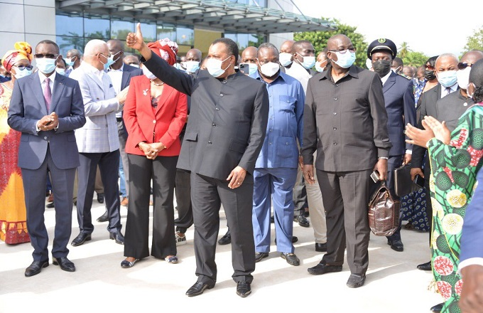 Présidentielle 2021 : Denis Sassou N'Guesso organisera 12 meetings dans les 12 départements du Congo