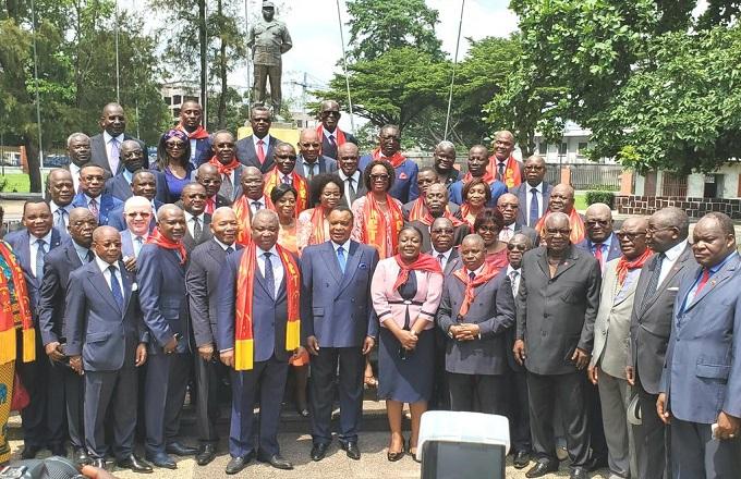 Le PCT prépare déjà le financement de la campagne présidentielle de Denis Sassou-N'Guesso en 2021