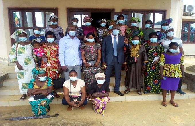 Moungoundou-Nord : Le sous-préfet s'engage pour  une accélération des efforts multisectoriels en faveur de l'autonomisation des femmes