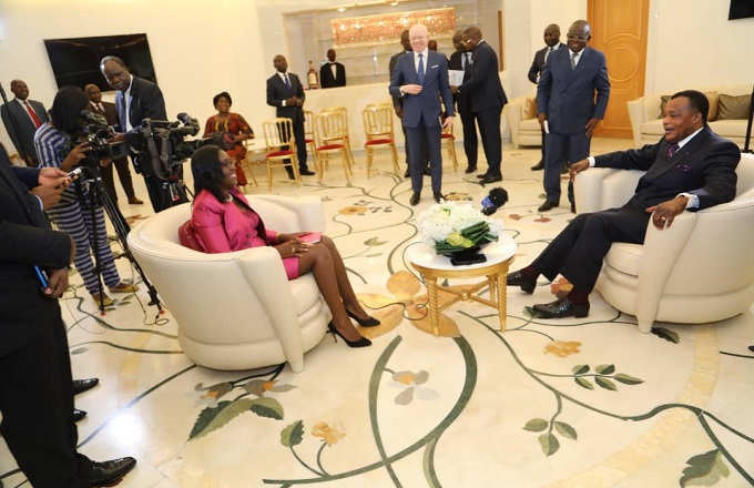 Congo – CEMAC : La presse camerounaise chez Denis Sassou N'Guesso