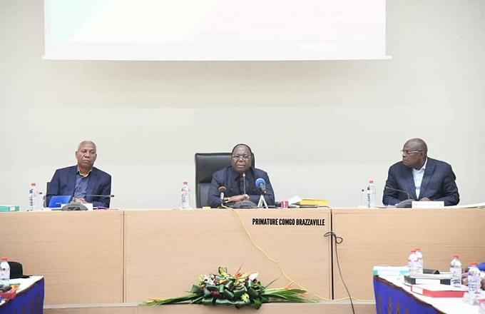Le gouvernement réfléchit sur les modalités de mise en œuvre de l'accord Congo-FMI