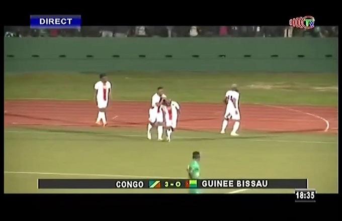 CAN 2021 : Le Congo a renversé la Guinée Bissau 3-0