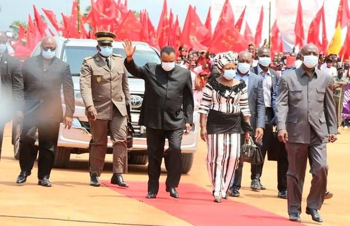 Présidentielle 2021 : Comme en mars 2016, Denis Sassou N'Guesso lancera sa campagne à Pointe-Noire