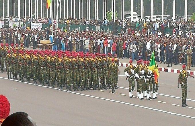 Top 10 des armées les plus puissantes d'Afrique francophone en 2021, l'armée congolaise est dedans !