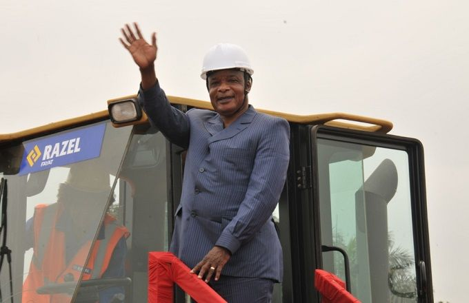 Denis Sassou N'Guesso a réussi l'unité physique du Congo (Pascal Tsaty Mabiala)