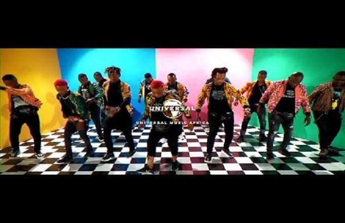 Le groupe légendaire Extra Musica nouvel horizon rend hommage à la femme congolaise à travers le clip « il faut danser comme ça »