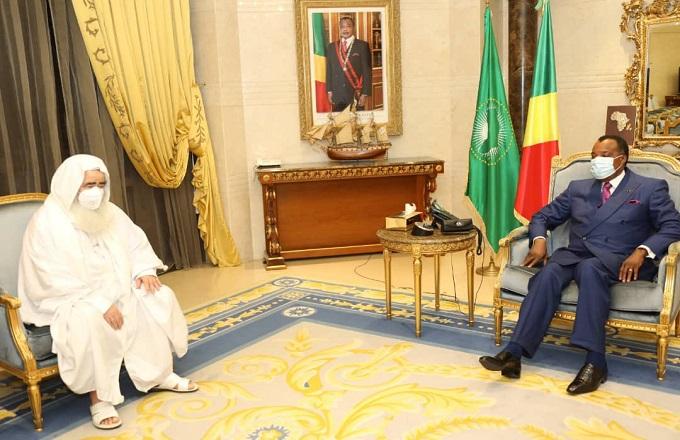 Crise libyenne : Le soutien de la communauté Ibadite à Denis Sassou N'Guesso pour  son action dans le conflit libyen