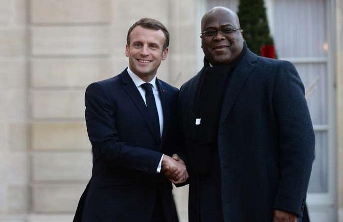 France-RDC : Emmanuel Macron indique son intention de se rendre en RDC