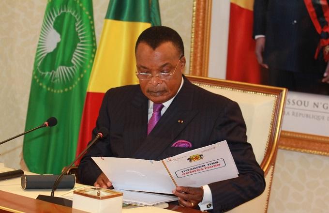 Le Congo-Brazzaville se dote d'un nouveau gouvernement de large ouverture