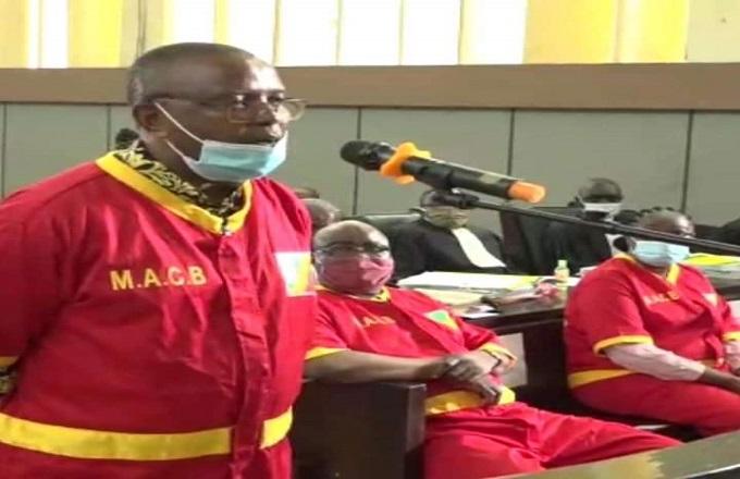 Congo - Justice : Christian Roger Okemba plaide ''non coupable ''