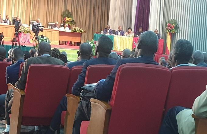 Congo : adoption par le parlement de la loi portant création de l'Agence Nationale de Sécurité des Systèmes d'Information