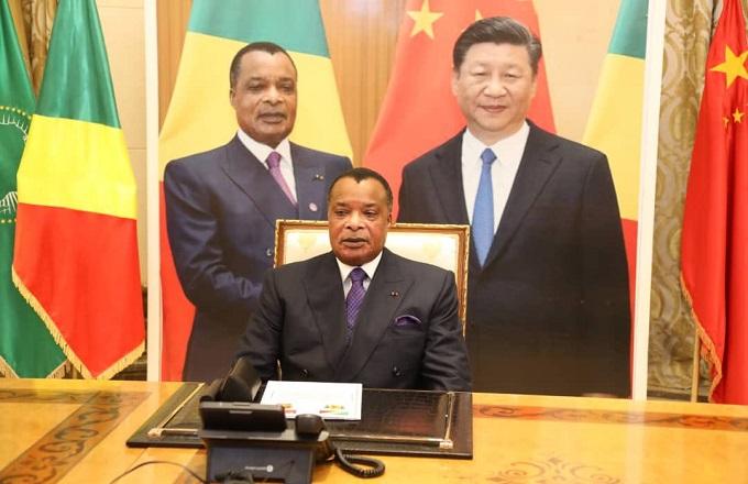 Denis Sassou-N'Guesso demande à son homologue chinois Xi Jinping de restructurer la colossale dette du Congo-Brazzaville