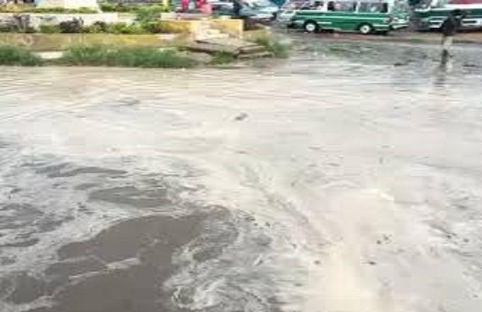 Inondations : Brazzaville a les pieds dans l'eau… Et la situation tarde à s'arranger