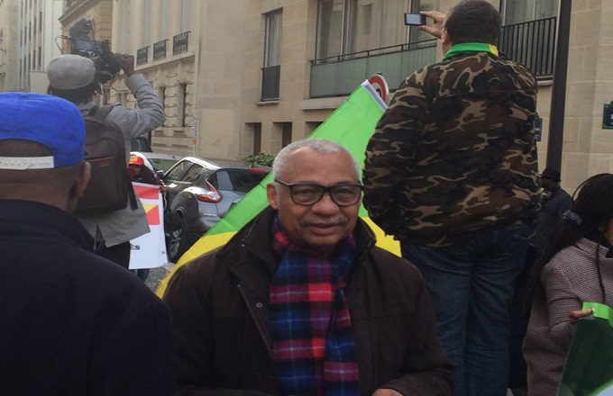Ouabari Mariotti rend un vibrant hommage au député (UPADS) de Komono Jean Apollinaire Tsiba