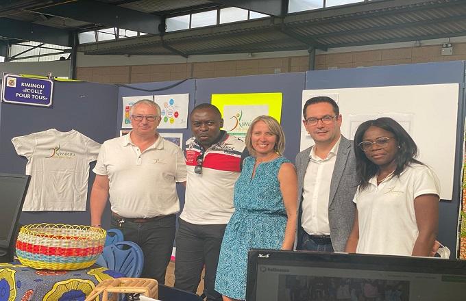 France-Forum des Associations : Kiminou «Icole pour tous » a fait sa rentrée à Franconville