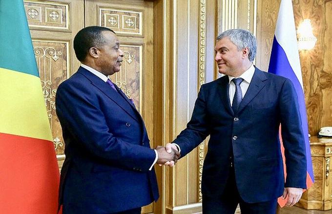 Congo – Russie : Oral d'anthologie pour Denis Sassou N'Guesso à la Douma