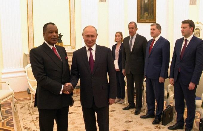 Congo - Coopération : Le Congo, un partenaire stratégique  de la Russie