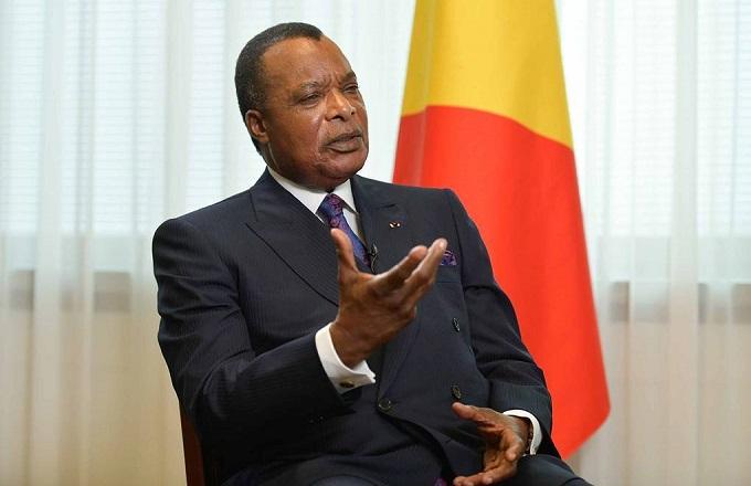Congo – Russie : Interview  du président  Denis Sassou N'Guesso accordée à ITAR-TASS News Agency, à Moscou