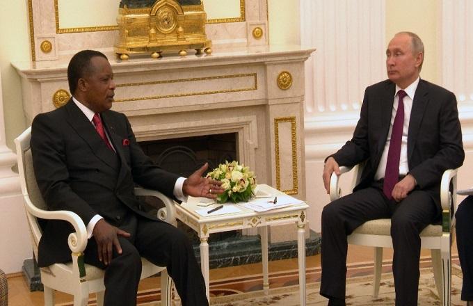 Congo - Coopération : L'axe Brazzaville-Moscou se renforce davantage