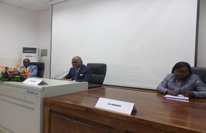 Congo – Grève à l'Université Marien Ngouabi : Le ministre Bruno Jean-Richard Itoua passe par la presse pour s'adresser aux syndicats